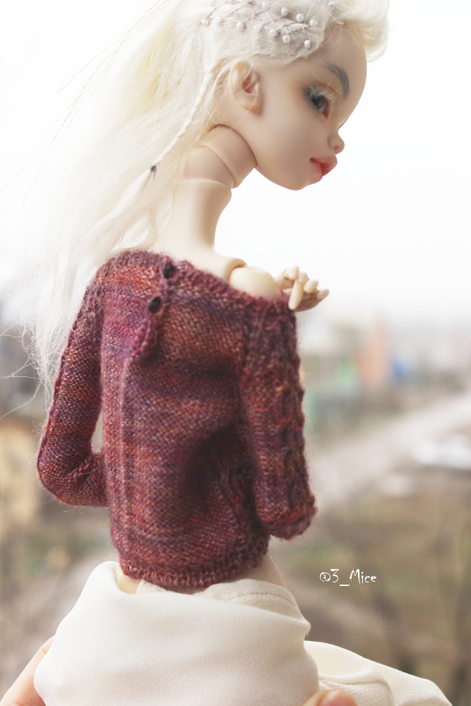 Clothes for  Kid Doll Chateau BJD k-07 body