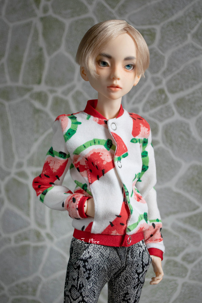clothes for minifee motion line boy