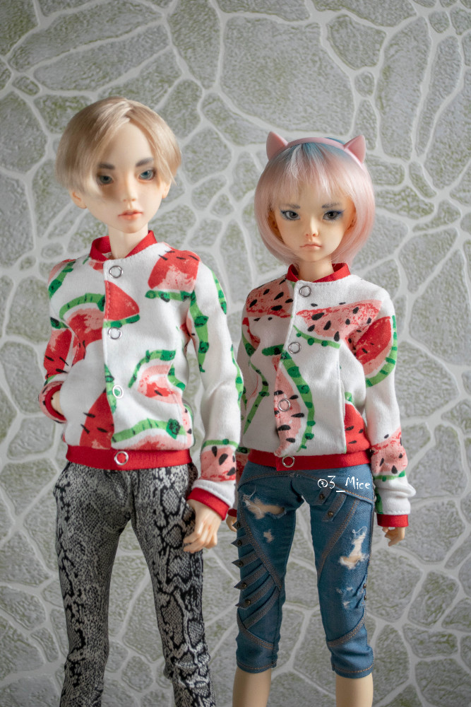 motionline boy and action line girl