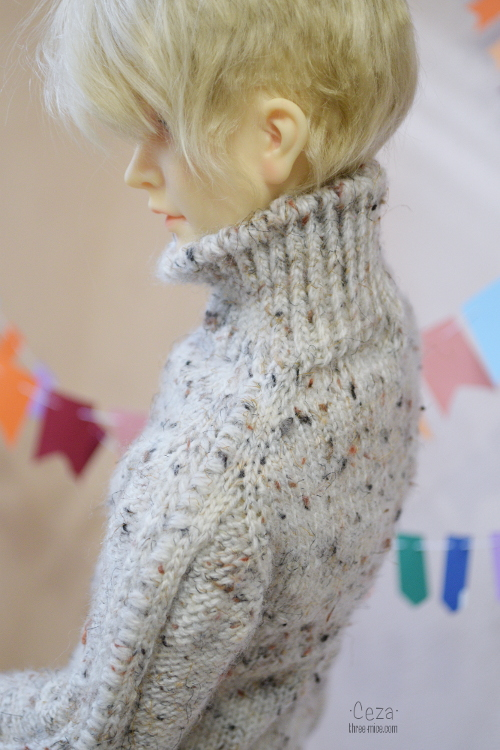 Sweater for SD 17 BJD