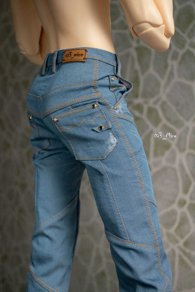 Godfitting jeans for fifthmotif