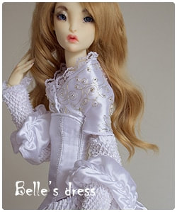 Lillycat SD Belle dress