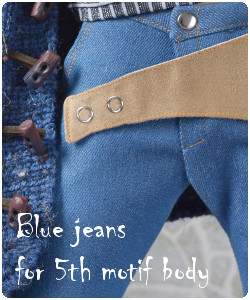 Jeans for 5th motif