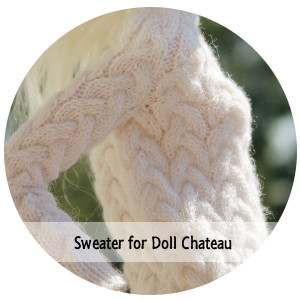 Doll Chateau sweater comission