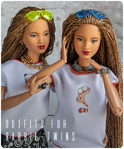 T-shirts for barbies